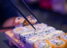 Join us for delicious sushi!